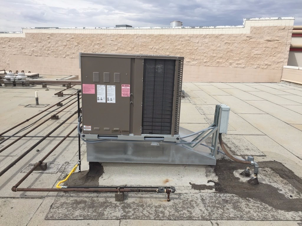 5 ton Commercial Rooftop Package Unit