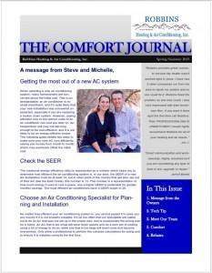 The Comfort Journal Spring Summer 2015