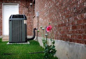 air-conditioning-condenser-flower