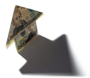 money-house-shadow